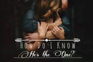 How Do I Know He's the One?-by Lisa Hallahan